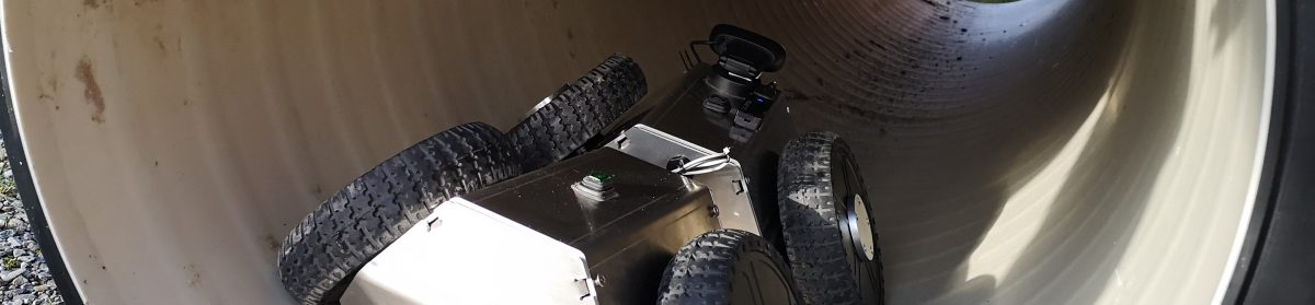 Asir – Automated Sewer Inspection Robot